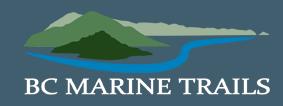 BC Marine Trails Logo