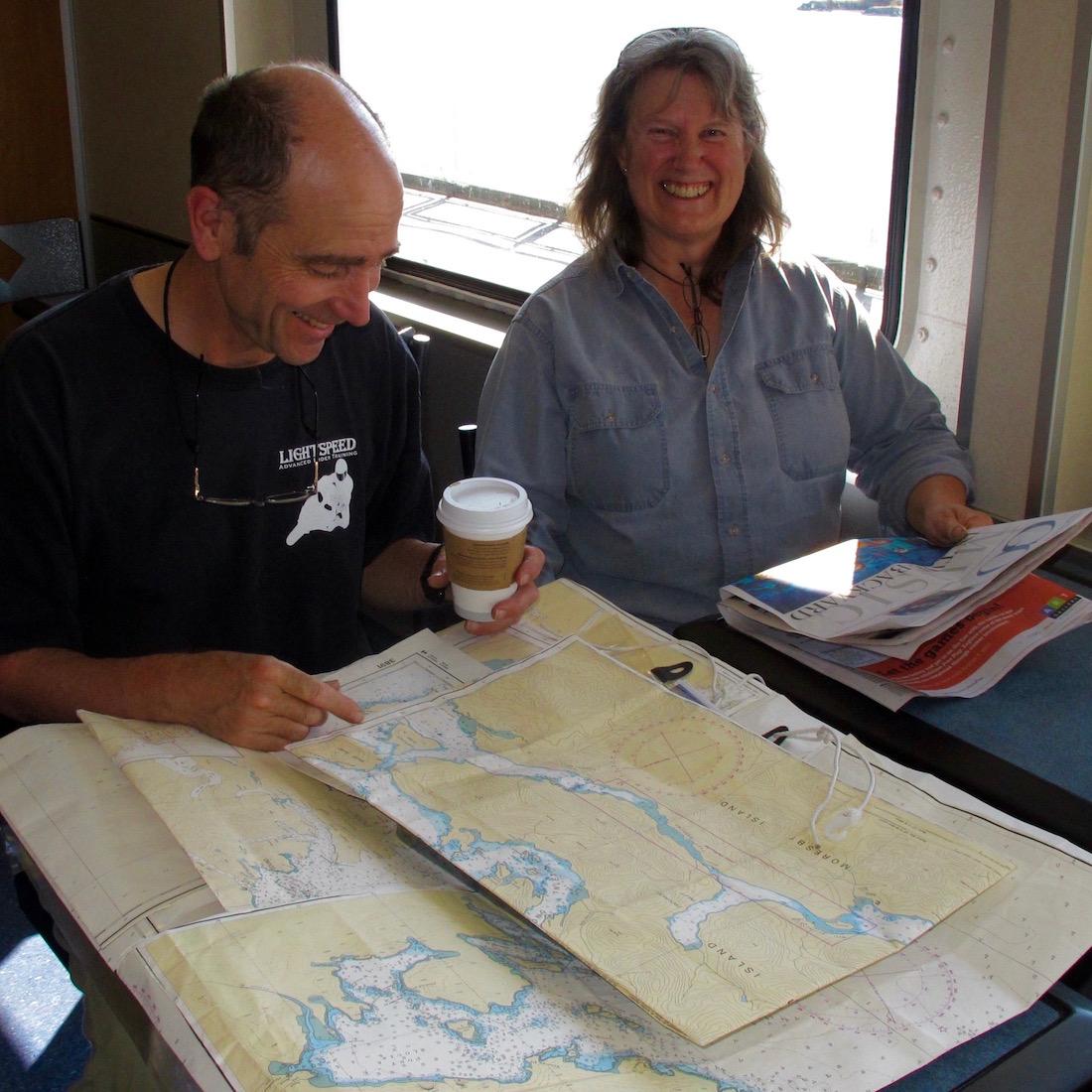 BC Marine Trails Network