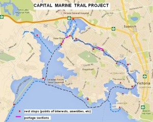 Capital-Marine-Trail-route