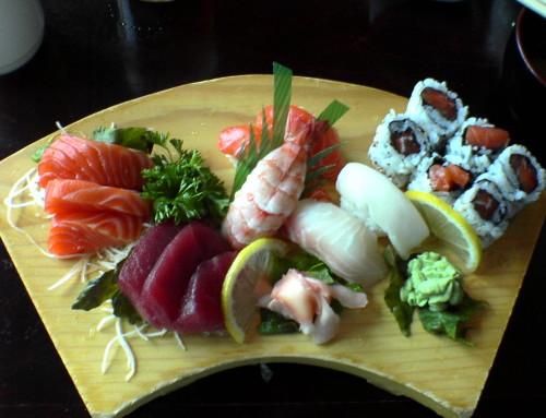 SUSHI – JAPANESE