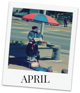Festivals & special events in Victoria BC in April