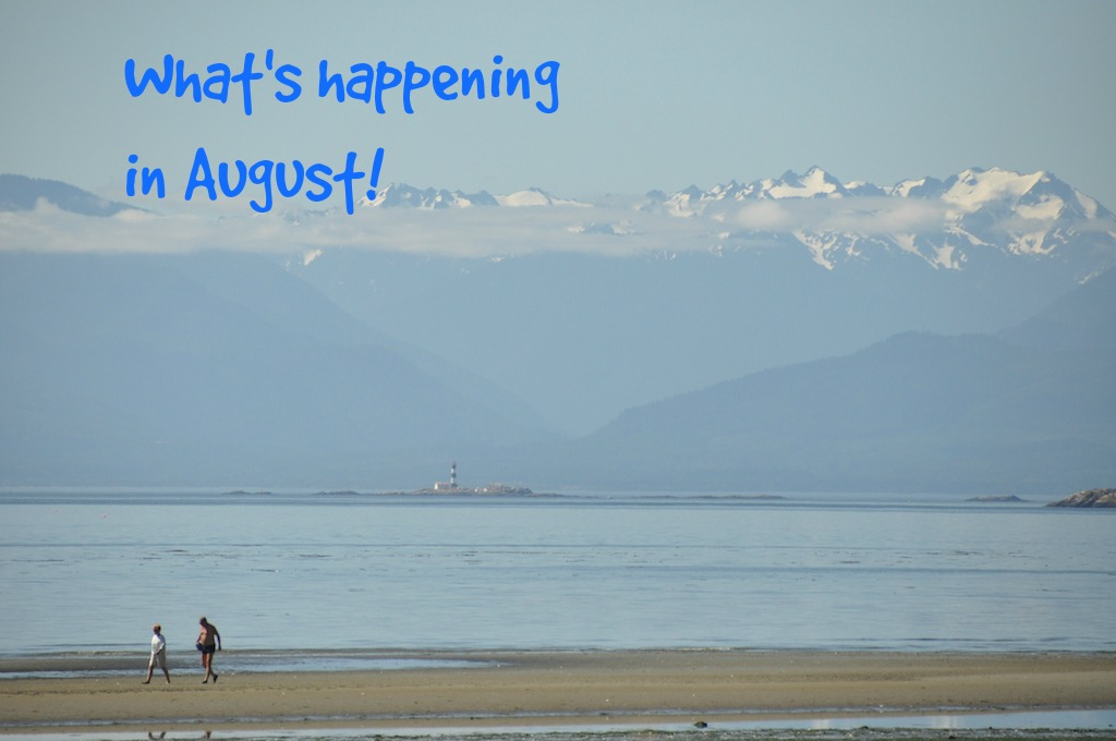 What's happening in August in Victoria, BC Visitor in Victoria