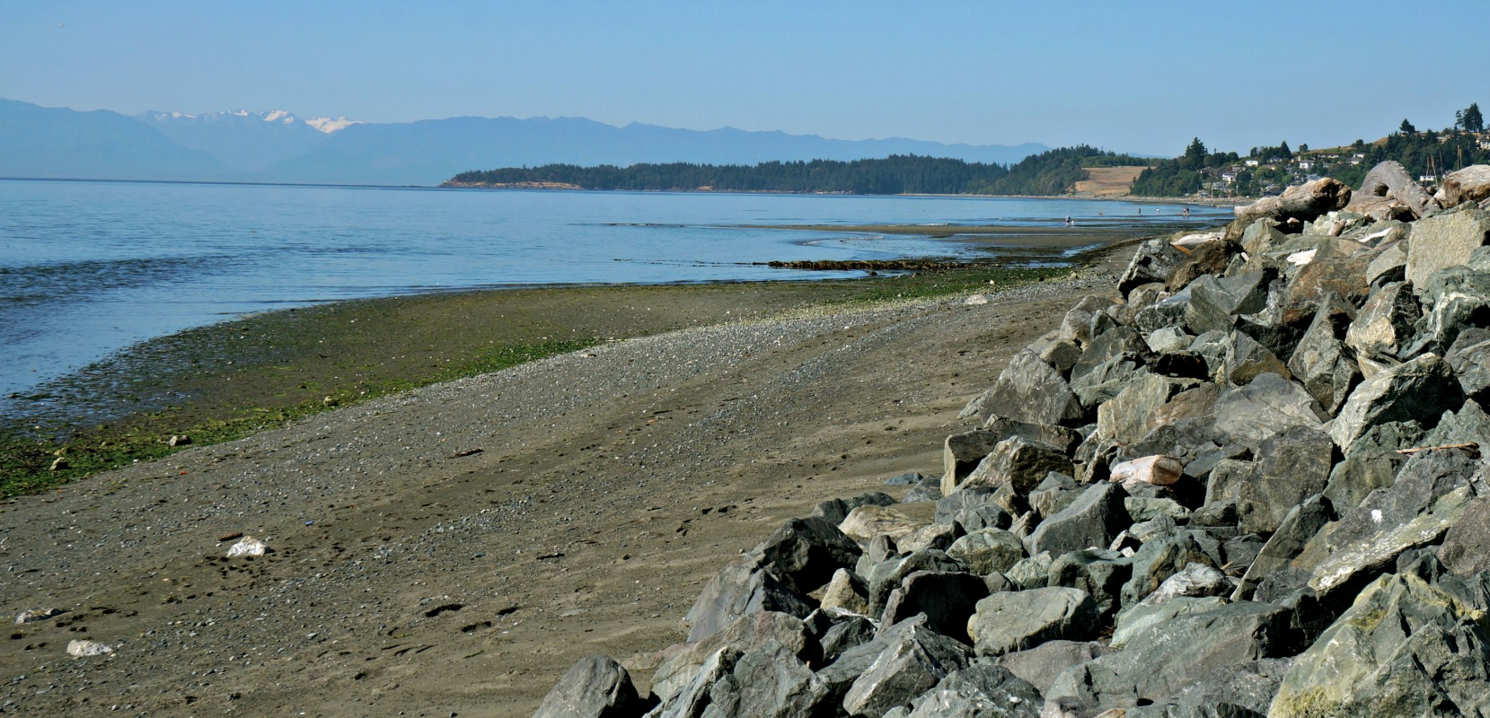 Beaches in Victoria, BC, YYJ, Visitor in Victoria, Wittys Lagoon