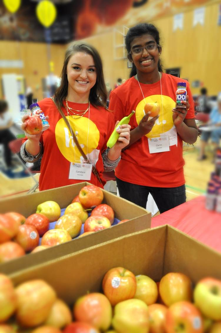 Expo Healthy Eating – Visitor In Victoria