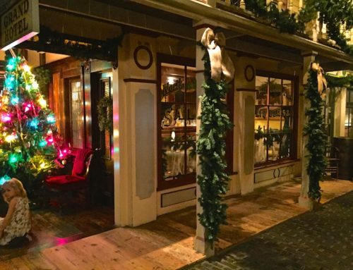 CHRISTMAS IN OLD TOWN