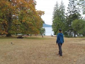Thompson Park, Saturna Island, BC