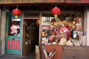 Chinatown in Victoria, BC, Visitor in Victoria