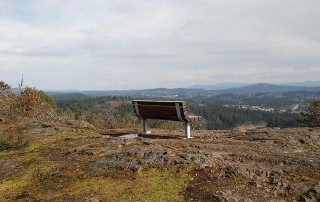 Mill Hill Regional Park in Victoria, BC
