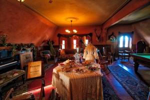 Craigdarroch Billiards Room
