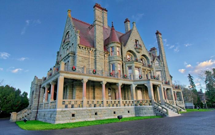 Craigdarrach Castle, Victoria, BC