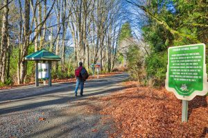 Galloping Goose Trail at Sooke Pothles