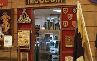 General Ashton Armoury Museum, Victoria, BC Visitor in Victoria