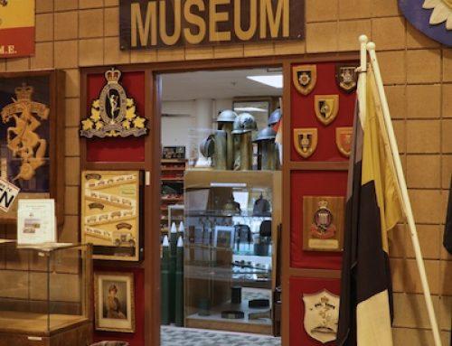 GENERAL ASHTON ARMOURY MUSEUM