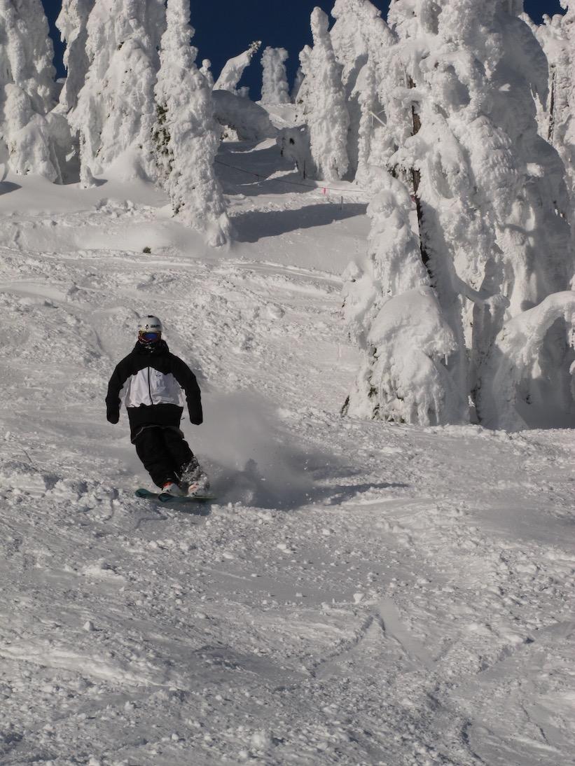 Mt Washington, BC