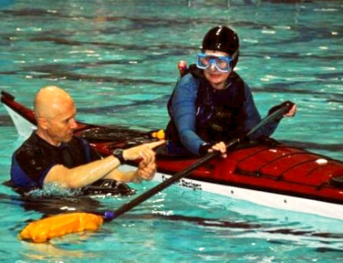 PADDLING INSTRUCTION IN VICTORIA