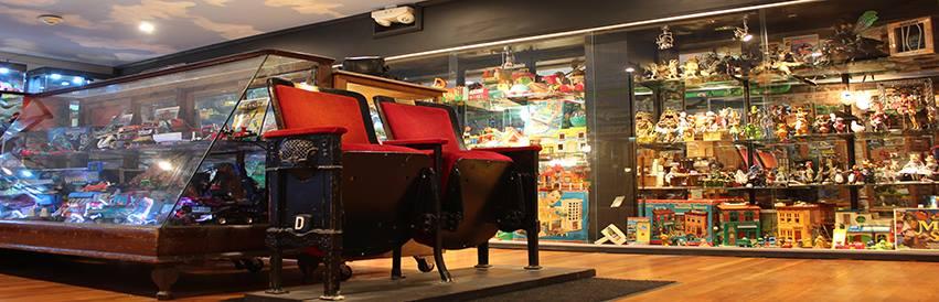 Toy Museum in Victoria, BC