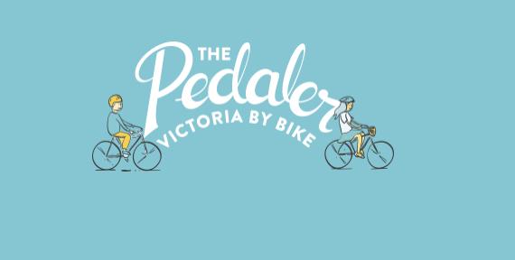 The Pedlar Logo, Victoria, BC