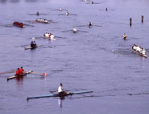 ROWING IN VICTORIA