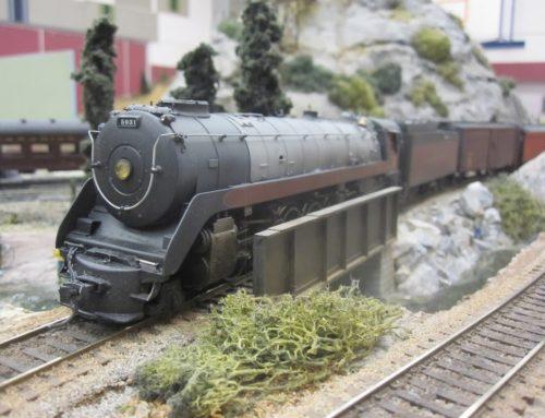 VICTORIA MODEL RAILWAY SHOW
