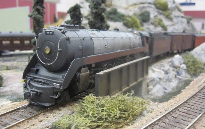 Model Train Victoria model railway show