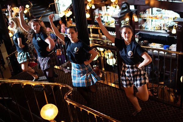 Tilted Kilt Pub Crawl, Victoria, BC