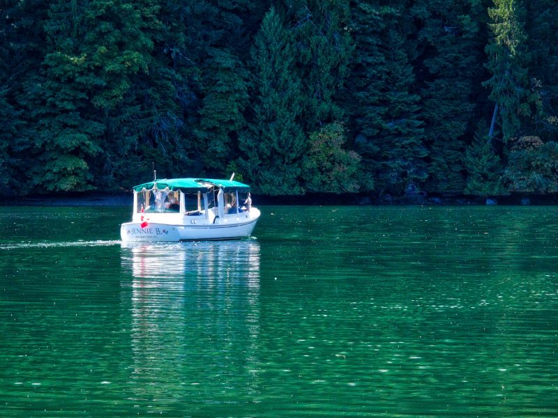 Butchart Tour Boat