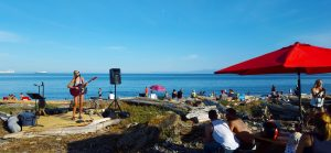Beach Food Fridays and Saturdays, Colwood BC