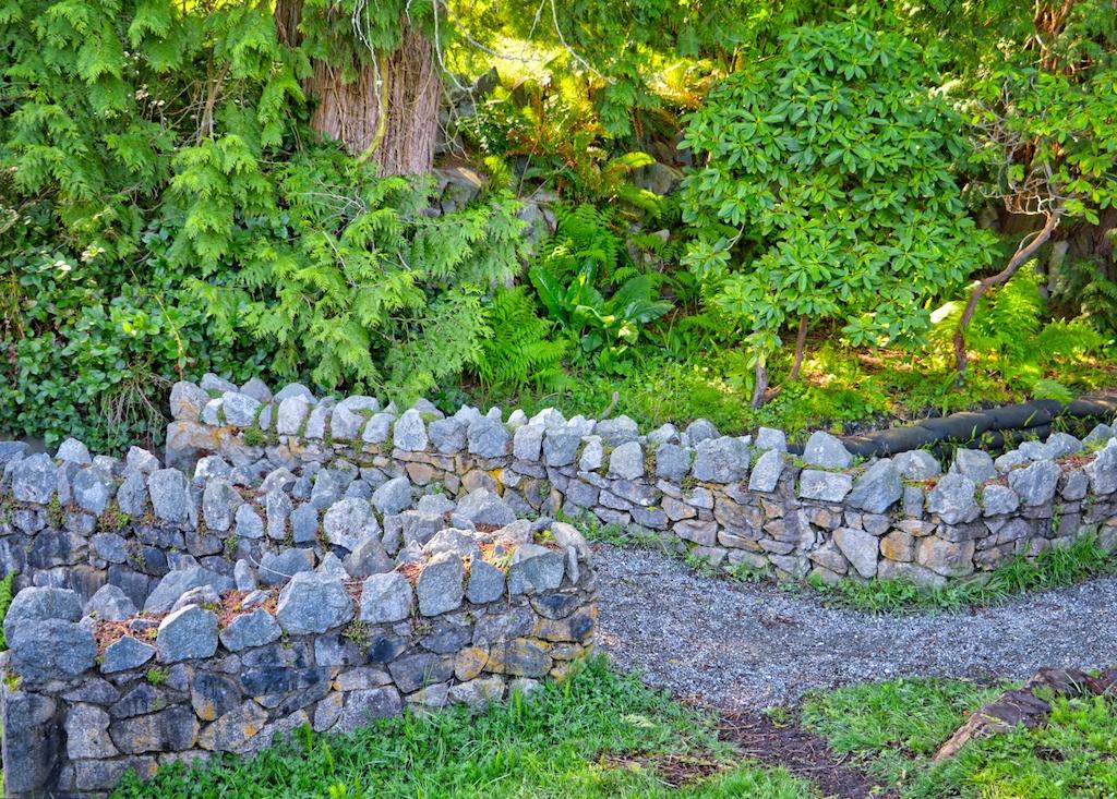 Dominion Brook Park Rock Walls, Victoria, BC, Visitor in Victoria, Parks in Victoria