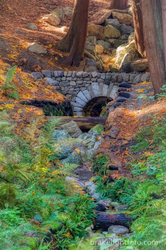 Motarless Stone Bridge Domiion Brook Park