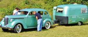 Oak Bay Collector Car Festval, Oak Bay, BC