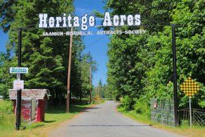 Heritage Acres, Victoria, BC Visitor in Victoria