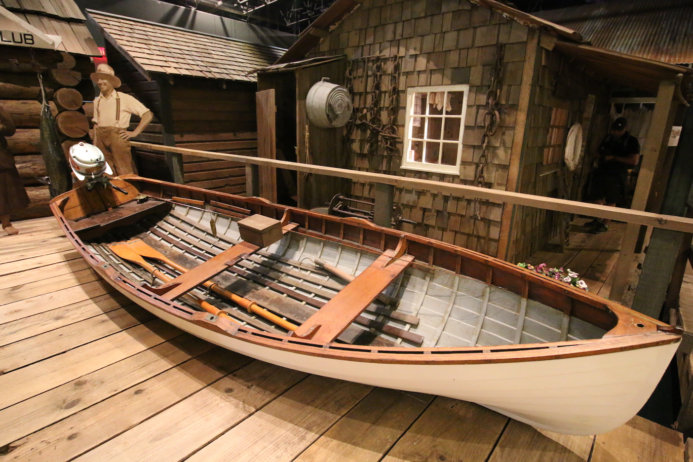 Campbell River Museum Sport Fishing Exhibit