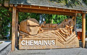 Chemainus, BC Visitor in Victoria