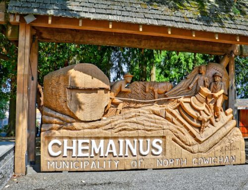 CHEMAINUS – CITY OF MURALS