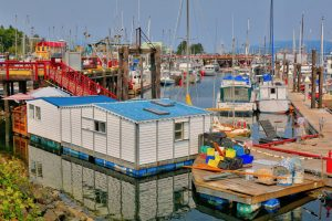 Campbell River Harbour