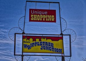 Whippletree Junction, Duncan, BC Visitor in Victoria
