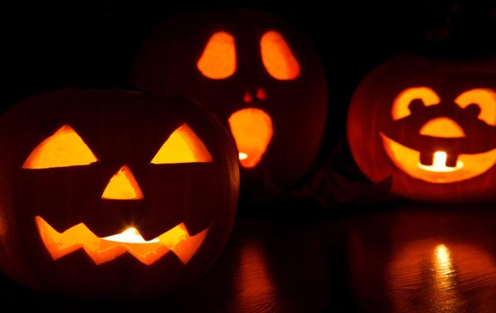Images of Jack-o-lanterns