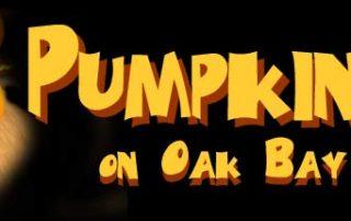 Pumpkin Art on Oak Bay Ave, Victoria, BC
