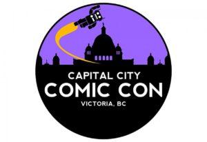 Capital City Comic Con, Victoria, BC