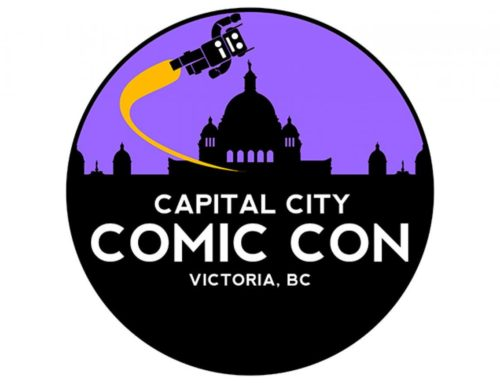 Capital City Comic Con