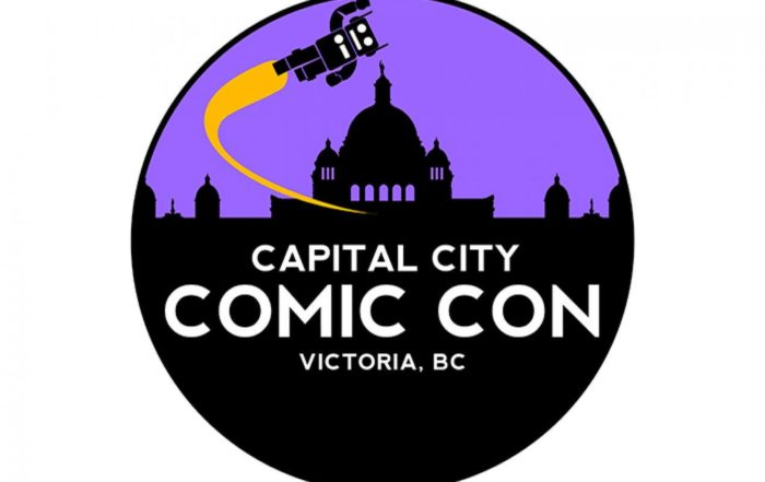 Capital City Comic Con, Victoria, BC