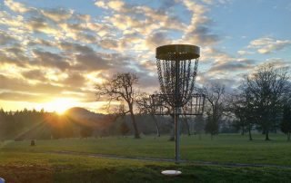 Disc Golf in Victoria, BC
