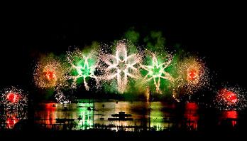 Butchart Gardens Fireworks
