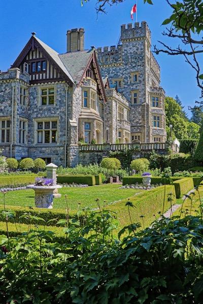 Hatley Castle & Garden