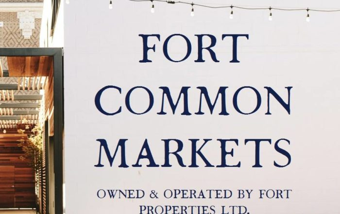 Fort Common Markets, Victoria, BC