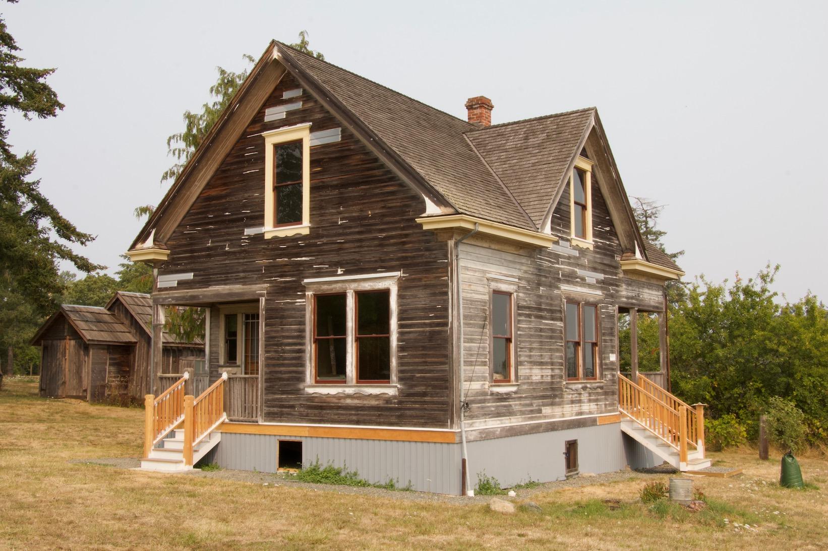 Newman Farm House, Victoria, BC