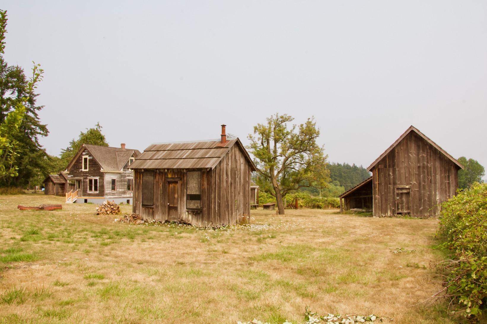 Newman Farm Park, Victoria, BC