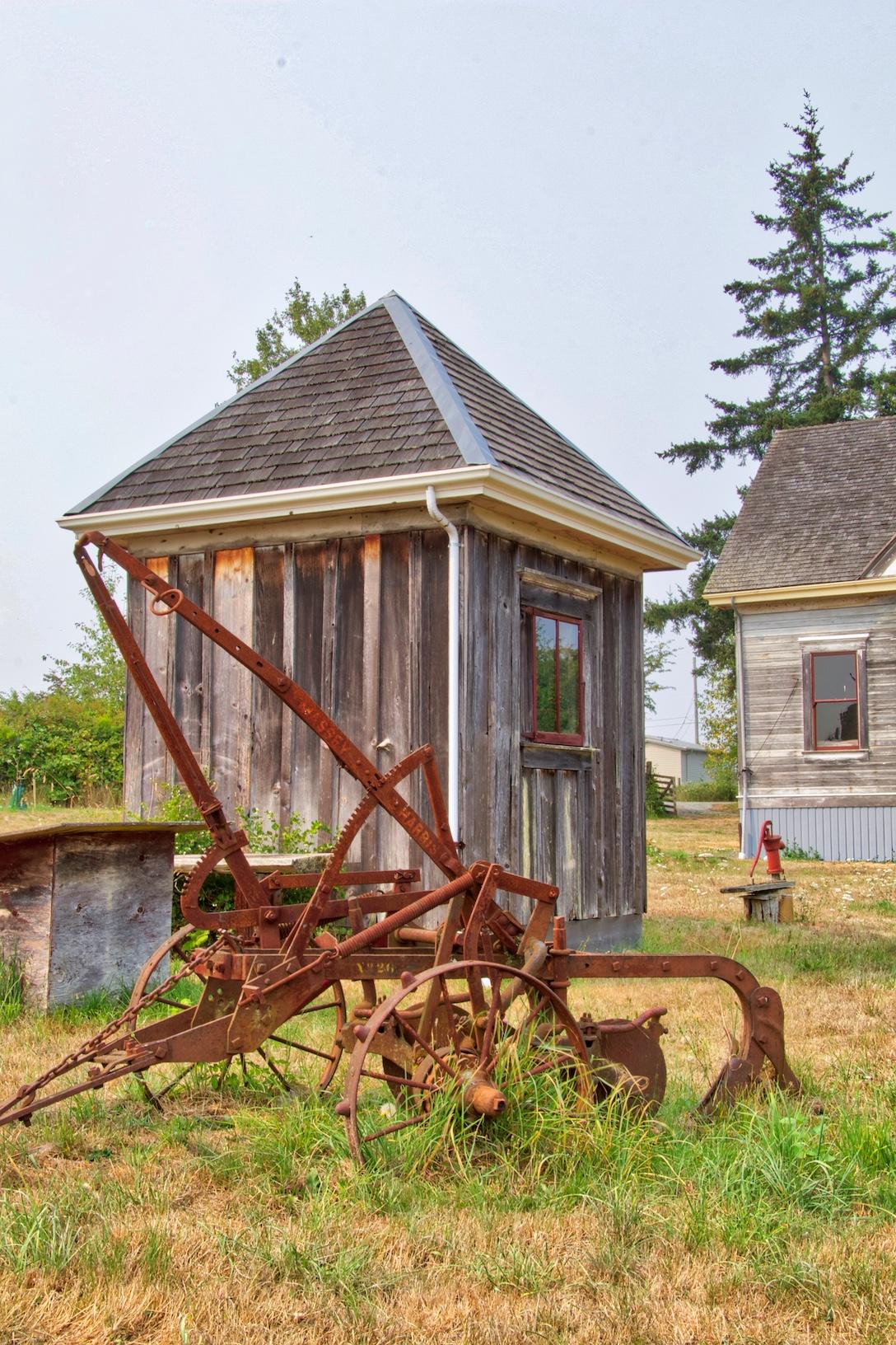 Newman Farm, Victoria, BC