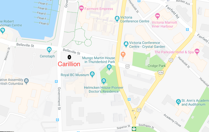 Carillion Map