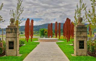 Lost Airmen of the Empire Memorial, Victoria BC